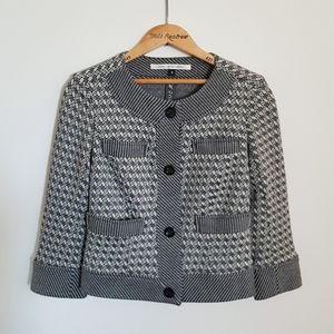 Diane von Furstenberg Gabrielle Wool-Blend Jacket